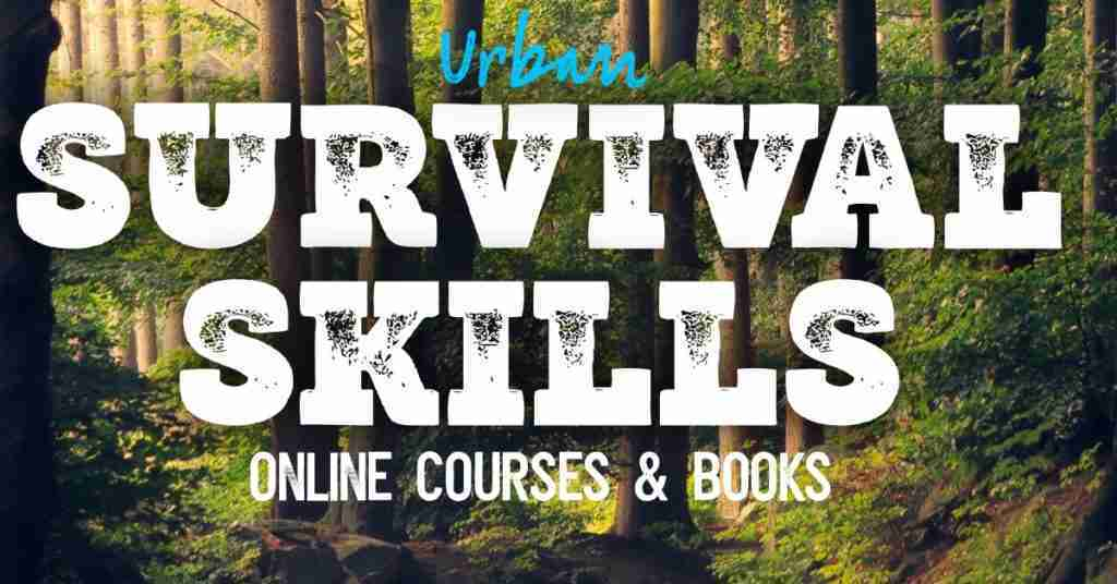 Survival Skills - Online Courses and books