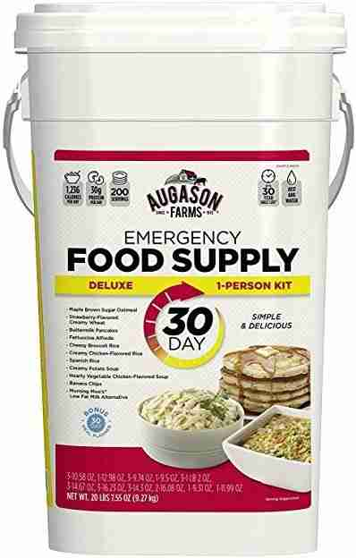 emergency food kit target